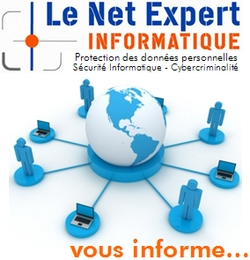 Le Net Expert Informatique vous informe