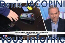 Denis JACOPINI sur LCI : Les techniques des cybercriminels pour pirater votre CB