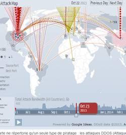 Cybercriminalité – Retour sur les principales attaques informatiques en France et dans le monde  | Denis JACOPINI