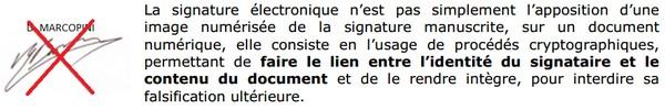 L'utilisation juridique des documents numériques à l'ère de la dématérialisation à outrance - Signature électronique vs manuscrite