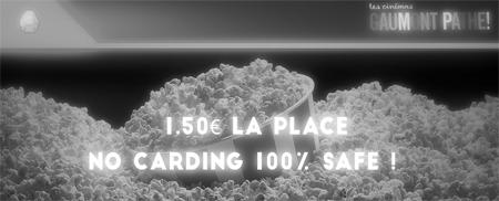 Place de ciné pas chère : une faille pour Gaumont Pathé ? | Denis JACOPINI