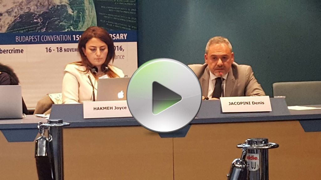 Denis JACOPINI Expert en cybercriminalité présente des idées de synergies entre les différents acteurs pour mieux lutter contre la cybercriminalité