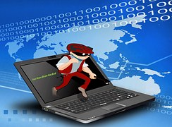 Ordinateur, Virus, Piratage Informatique