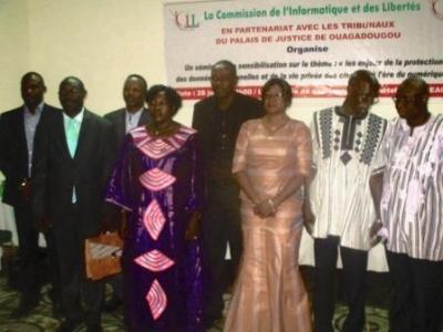 Les magistrats du palais de justice de Ouagadougou outillés pour combattre la cybercriminalité