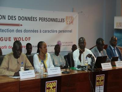 Forum sur les donneés personnelles au Sénégal