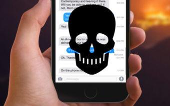 Alerte : Un hack par MMS bloque l'application Messages de votre iPhone