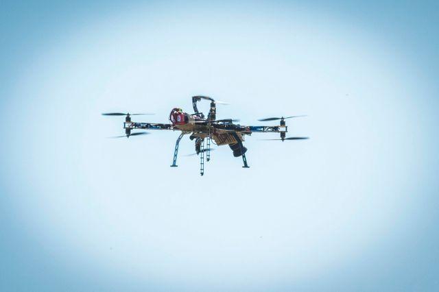 Des drones sauveurs de vies