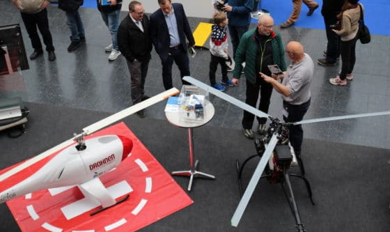 Les drones civils aussi devront répondre au concept de « Privacy by Design »