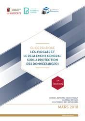 Guide Les avocats et le règlement général sur la protection des données