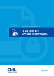 Guide de la sécurité des données personnelles
