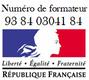 Denis JACOPINI formateur n°93 84 03041 84